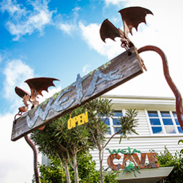 Weta Workshop Tourism