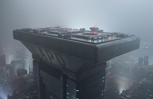 Weta Workshop VES Award Blade Runner 2049 LAPD